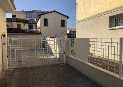 Cancello e recinzione 3
