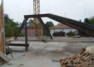Struttura per tetto
